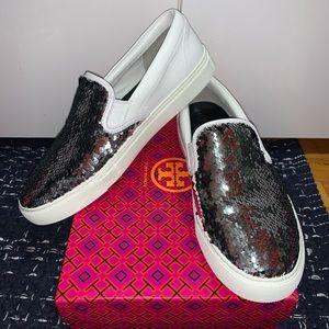 Tory Burch Carter Slip-on Sneakers